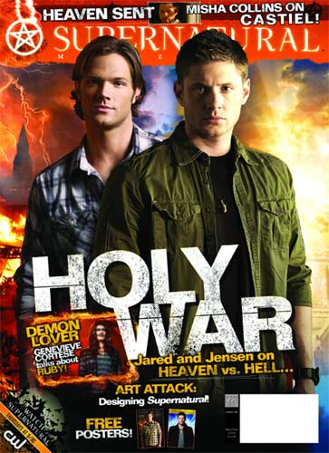 Supernatural_magazine_issue_9_onsal